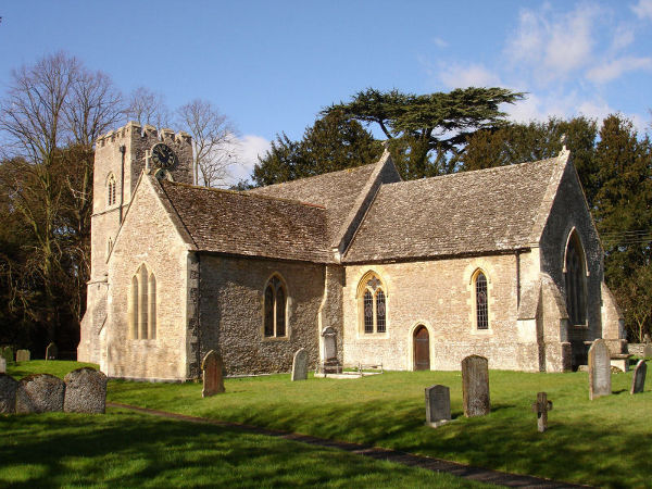 St Margaret's of Antioch, Hinton Waldrist